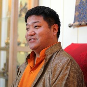 Orgyan Chowang Rinpoche