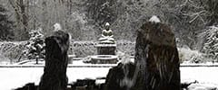 Cloud Mountain Snow Buddha