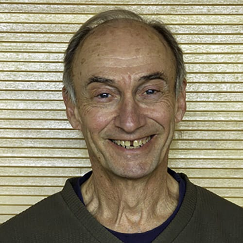 Jerry Harter, Local Dharma Leader at SIMS